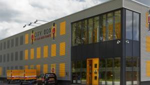CityBox vestigng